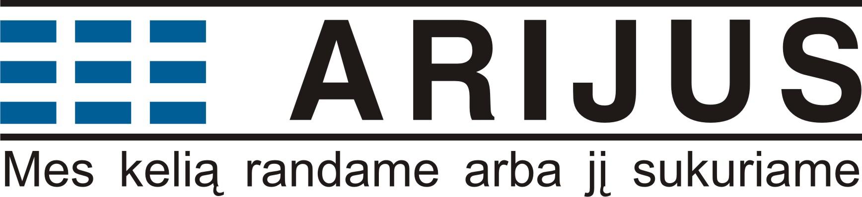 Arijus Logo naujas LT